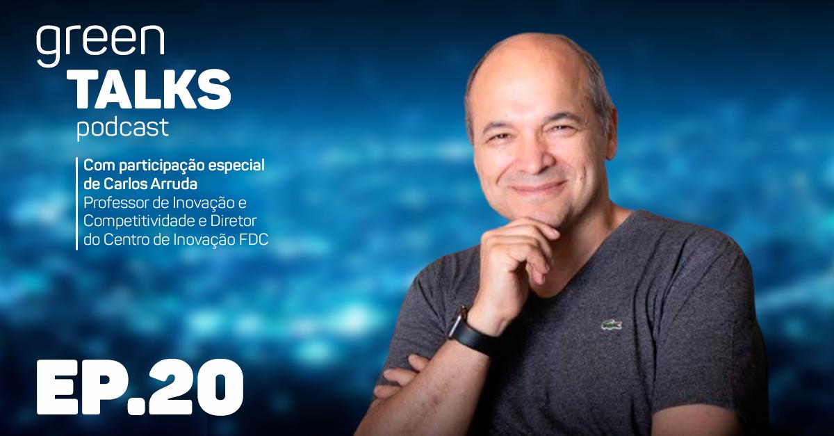 Infraestutura Digital: a chave para aumentar a competitividade do Brasil – Episódio 20